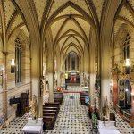 Архиепископский музей прослеживает историю Оломоуц