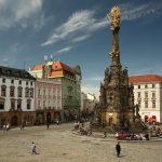 Olomouc Колонна Святой Троицы